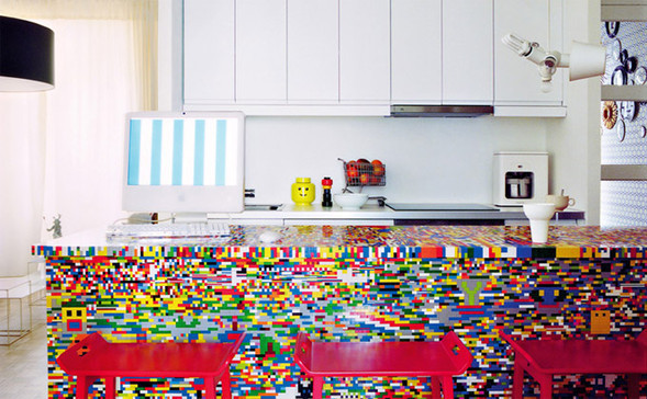 Lego Kitchen. Изображение № 2.