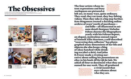 Лучший журнальный дизайн Серебро. Изображение № 18.