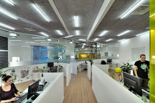 Изображение 42. 23 офиса, работать в которых - одно удовольствие.. Изображение № 16.