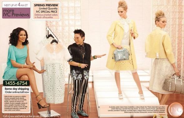 Съёмка: Дарья Строкоус, Карли Клосс, Наташа Поли и другие для итальянского Vogue. Изображение № 12.