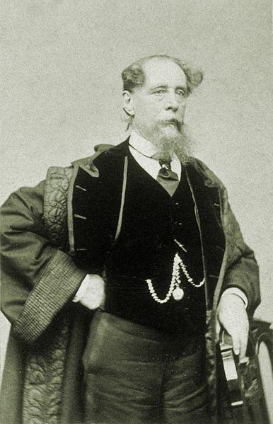 Charles John Huffam Dickens (1812—1870). . Изображение №2.