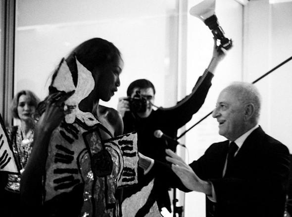 Изображение 15. Ив Сен-Лоран и его последнее шоу глазами Эди Слимана.. Изображение № 15.