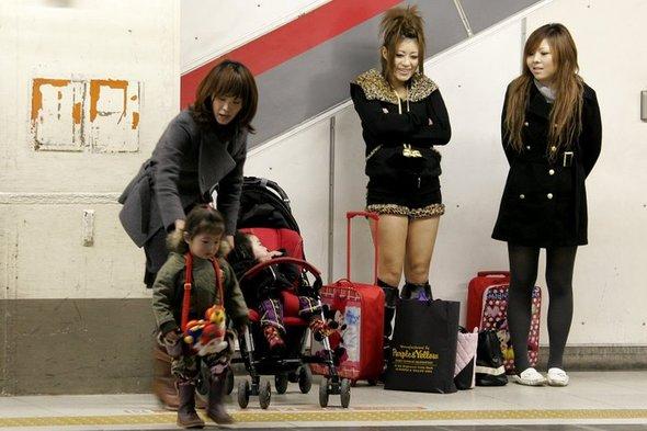 Жители Токио. Изображение № 3.