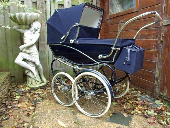 Ретро – kinderwagen, stroller илидетская коляска. Изображение № 8.
