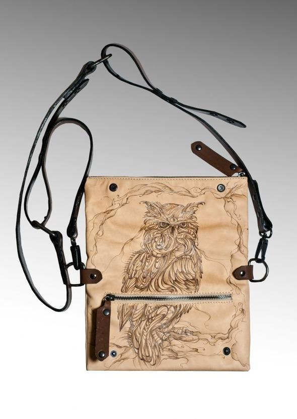 Как создавался бренд. Ante Kovac - сумки с картинками. . Изображение № 1.