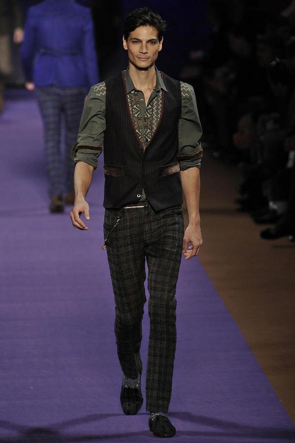 Изображение 145. Milan Fashion Week. Часть 1.. Изображение № 161.