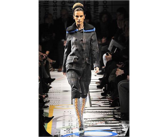 Показ Prada на Неделе моды в Милане. Изображение № 8.