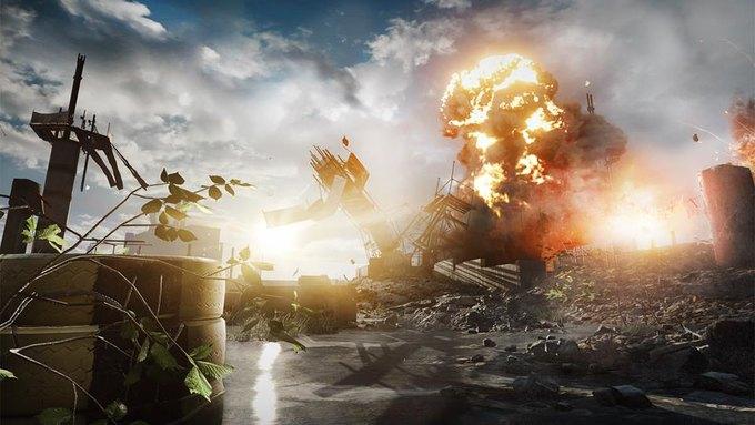 Объявлена дата релиза  Battlefield 4. Изображение № 1.
