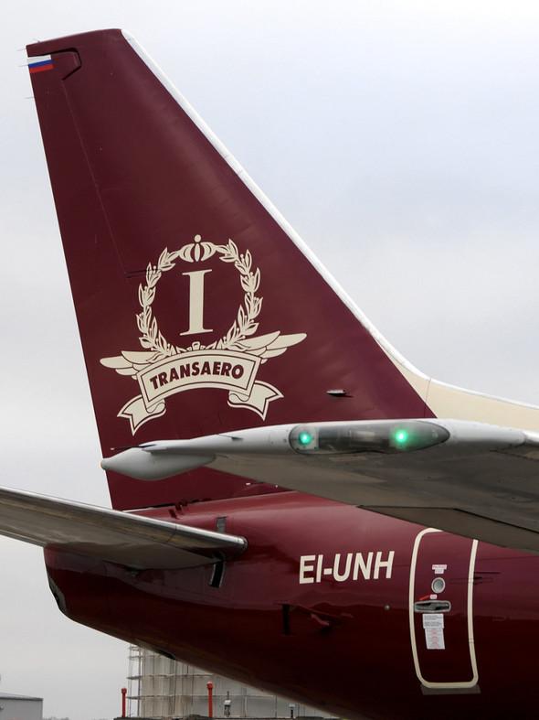 """Новый самолет Boeing 737-500 Imperial АК """"Трансаэро"""". Изображение № 3."""
