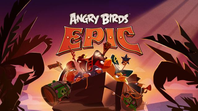 Новая Angry Birds будет пошаговой ролевой игрой . Изображение № 1.