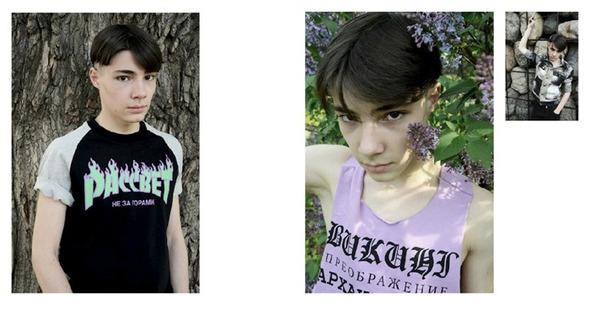 Лукбук: Gosha Rubchinskiy FW 2012. Изображение № 11.