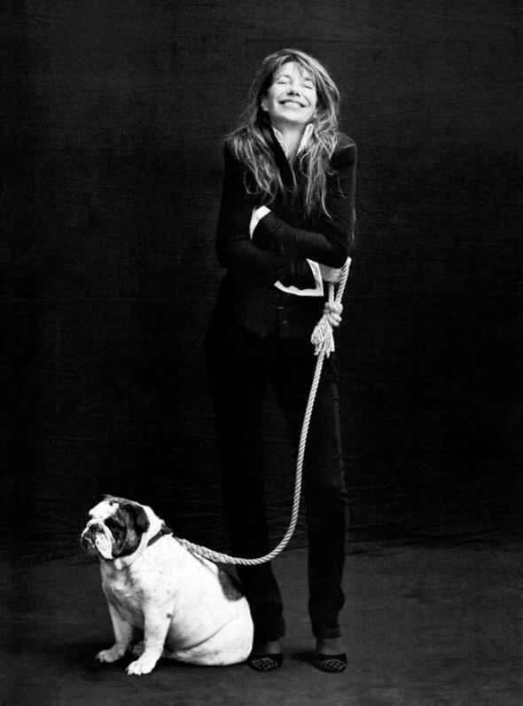 A Woman We Love: Jane Birkin. Изображение № 32.