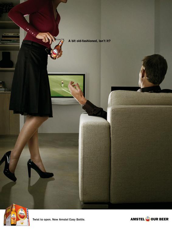 Сексизм в рекламе. Часть II. Изображение № 12.