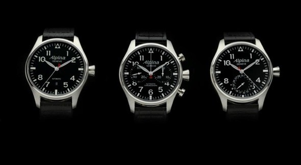 Alpina Startimer Pilot Collection . Изображение № 1.