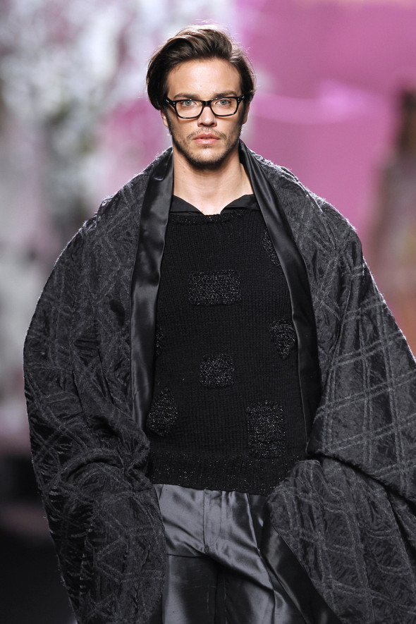 Madrid Fashion Week A/W 2012: Francis Montesinos. Изображение № 22.