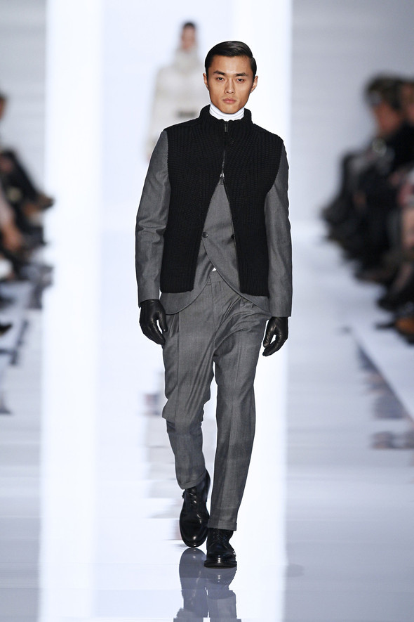 Berlin Fashion Week A/W 2012: Hugo by Hugo Boss. Изображение № 6.