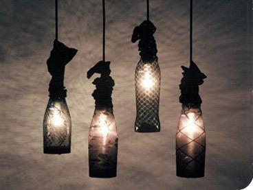 Надувные лампы идругие идеи David Hupton иYve Thelerm. Изображение № 5.