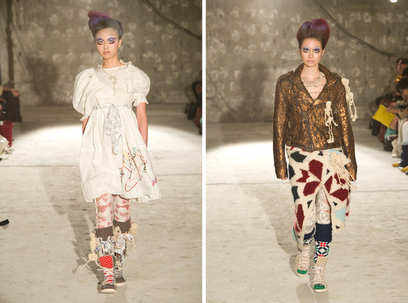 Japan Fashion Week AW 2010 - 2011. Изображение № 40.