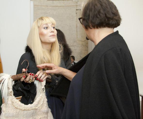 Фотоотчет о семинаре Лидевью Эделькорт в Киеве. Изображение № 1.