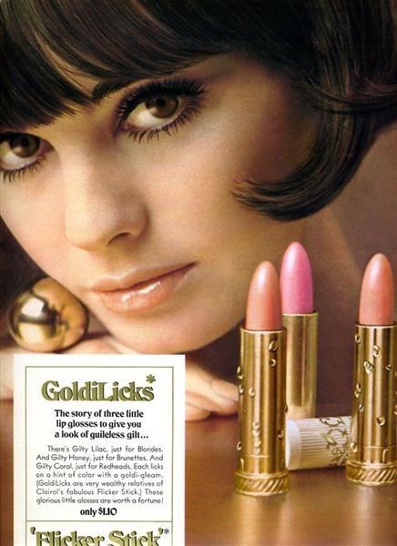 Изображение 34. Мода 60х: макияж.. Изображение № 34.