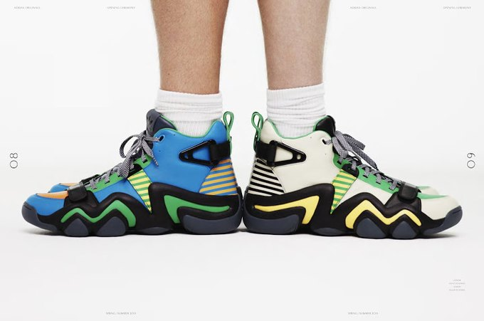 Adidas выпускает вторую коллекцию с Opening Ceremony. Изображение № 6.
