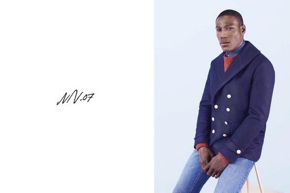 Новые мужские лукбуки Louis Vuitton, Marc Jacobs и Fred Perry. Изображение № 2.