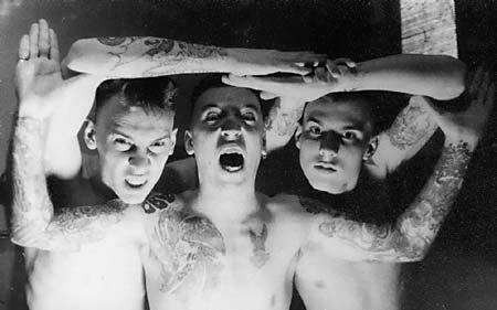 TheMeantraitors – psycho изРоссии. Изображение № 7.