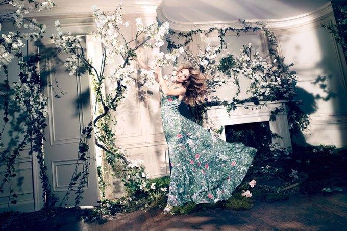 Показана полная кампания H&M Conscious с Ванессой Паради. Изображение № 2.
