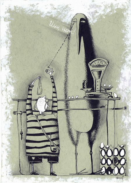 Фантасмагория Tineidae. Изображение № 44.