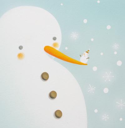 Очем мечтают снеговики. Изображение № 4.