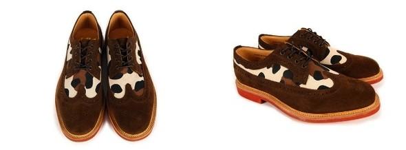Мужская обувь: броги и ботинки. Изображение № 3.
