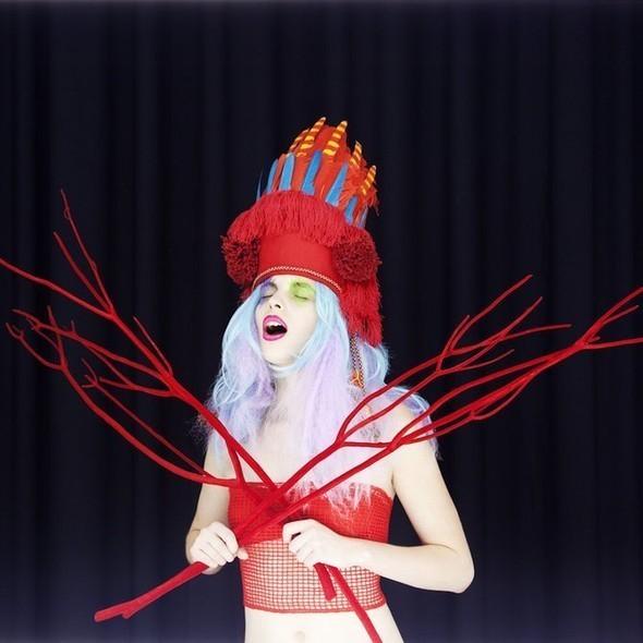 Madame Peripetie - Sylwana Zybura - или, наконец, Сильвана Зыбура: искусство не как у всех. Изображение № 97.