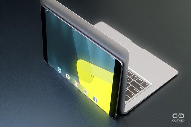 В Германии представили концепт большого iPad Pro. Изображение № 1.