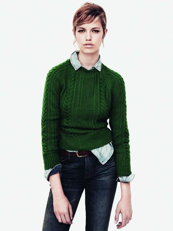 Кампания: Zara TRF FW 2011. Изображение № 4.