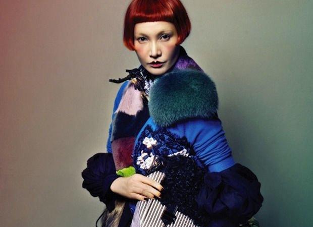 Корейский Vogue, октябрь 2012. Изображение № 34.