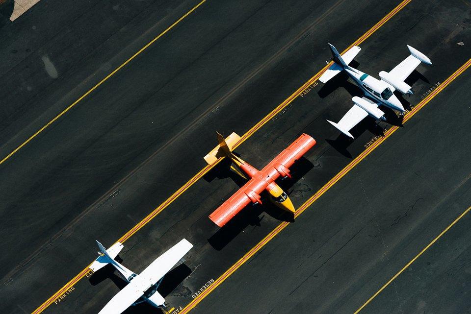 Фото: промзона Мельбурна, снятая свертолёта. Изображение № 4.