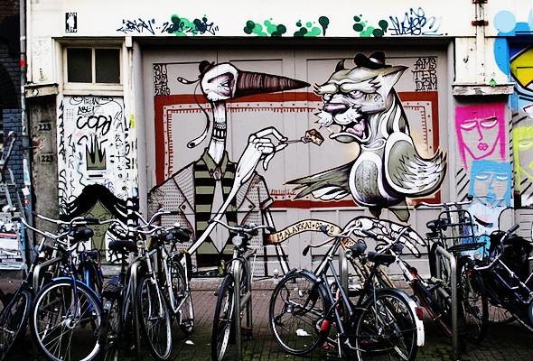Фестиваль Pitch в Амстердаме: Танцы на бывшей фабрике, велотуры и Северное море. Изображение № 25.