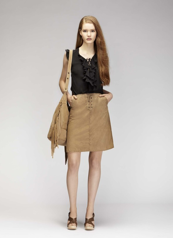 Look-book Gerard Darel SS2011. Изображение № 75.