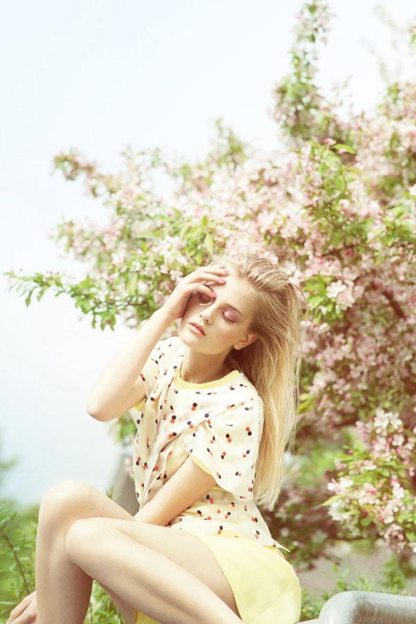 Изображение 5. Съёмки: Harper's Bazaar, Vogue, W и другие.. Изображение № 5.