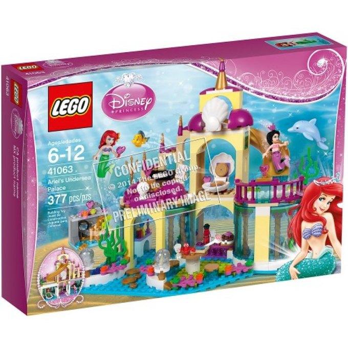 В Сеть «утек» секретный каталог Lego. Изображение № 1.