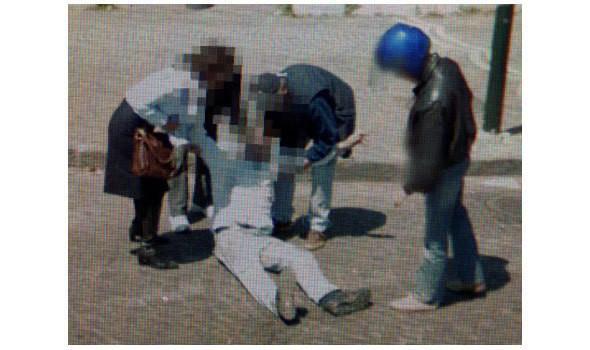 Изображение 4. Специальная награда World Press Photo 2010 за снимки через Google Street View.. Изображение № 4.