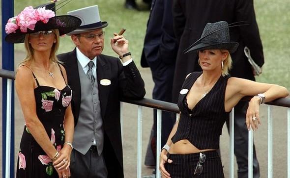 Самые необычные иизысканных шляпки Royal Ascot. Изображение № 52.