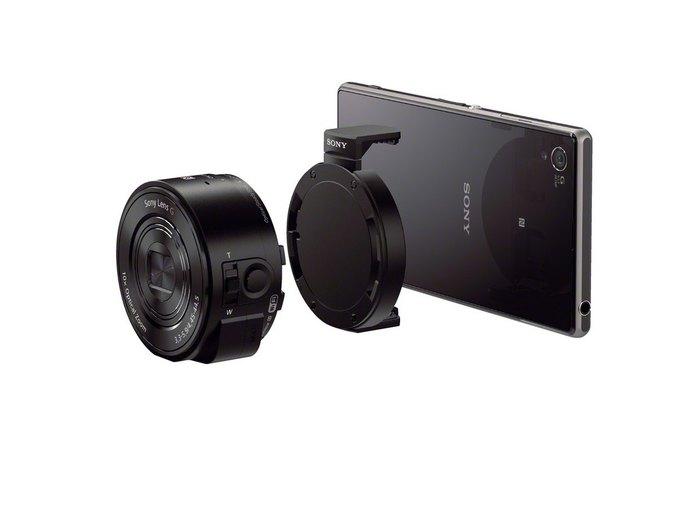 Sony представила автономные объективы для смартфонов. Изображение № 2.
