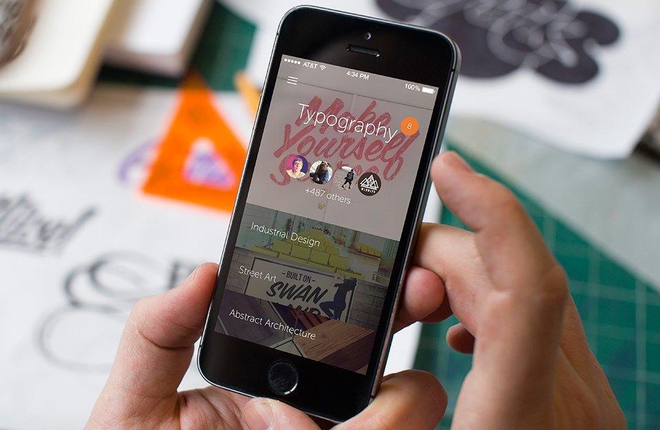 Как приложение Fleck помогает вдохновиться дизайном со всего мира. Изображение № 13.