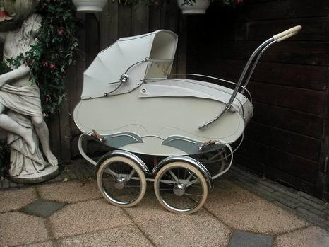 Ретро – kinderwagen, stroller илидетская коляска. Изображение №15.