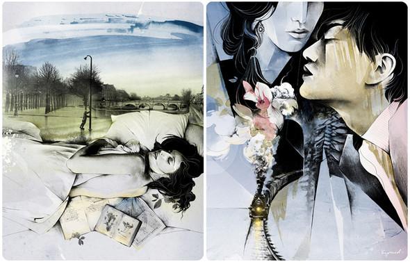 Иллюстрации для журнала и сайта «Сноб». Изображение № 21.