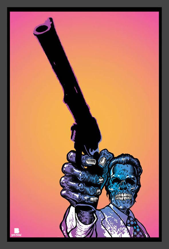 Известные личности стали на половину зомби в исполнении Ben Brown. Изображение № 2.