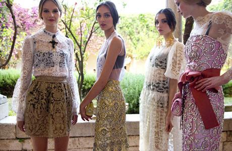 Новости моды: Кутюрная коллекция Dolce & Gabbana, покупка Valentino семьей из Катара и другие. Изображение № 7.