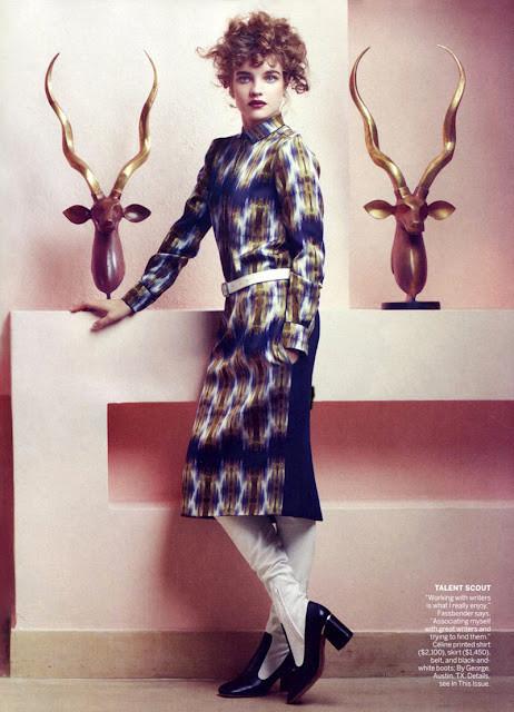 Новые съемки: Vogue, Nylon и другие. Изображение № 11.