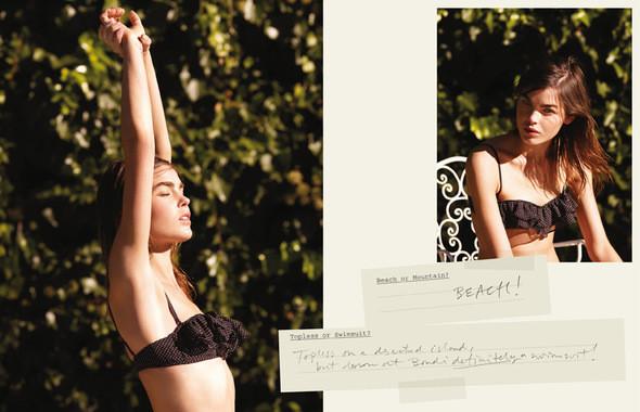 Рекламные кампании: Oysho, Zara и другие. Изображение № 61.